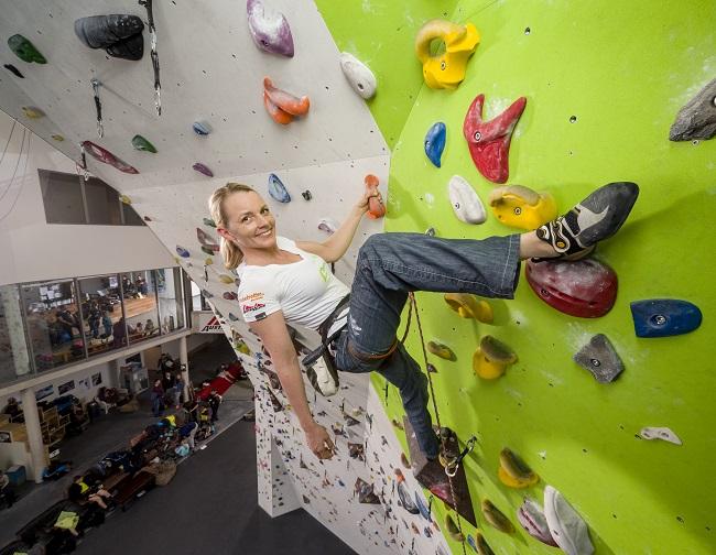 Kletterausrüstung Hamburg : Lesen sie die erfolgsgeschichte der nordwandhalle